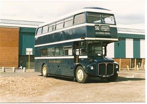 807, Routemaster 5RM NKH 807A
